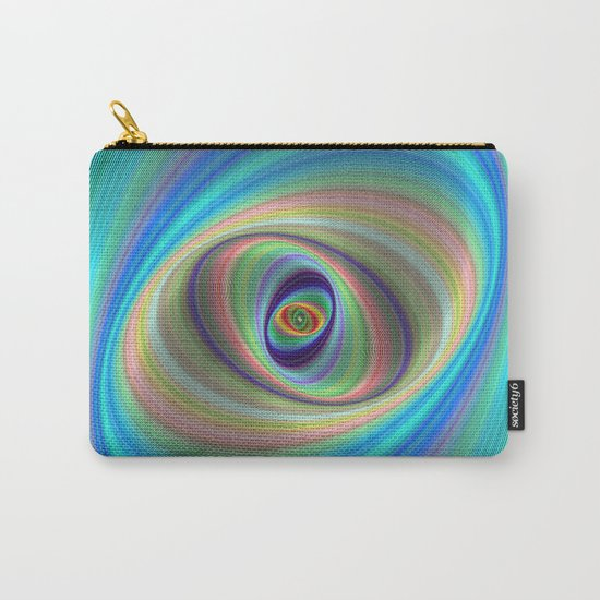 Hypnotic eye Carry-All Pouch