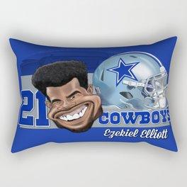 """""""Zeke"""" 2016 Rectangular Pillow"""