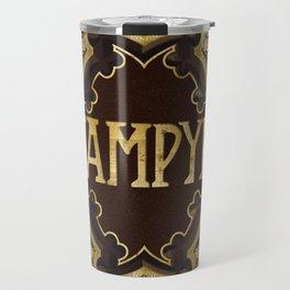 Vampyr Book -- Buffy the Vampire Slayer Travel Mug