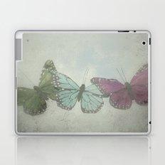 Under Wild Blue Skies Laptop & iPad Skin
