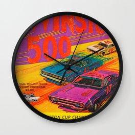 Alabama 500 Wall Clock