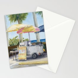 Lonesome Paradise Stationery Cards
