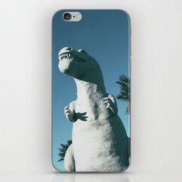 Cabazon Dinosaurs iPhone Skin
