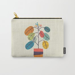 Potted plant 2 Carry-All Pouch