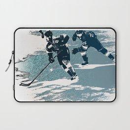 The Break- Away - Hockey Players Laptop Sleeve