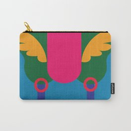 Happy purse Carry-All Pouch