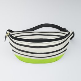 Electric Pineapple x Stripes Fanny Pack