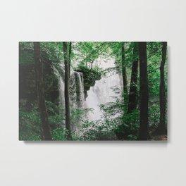 Virgin Falls Metal Print