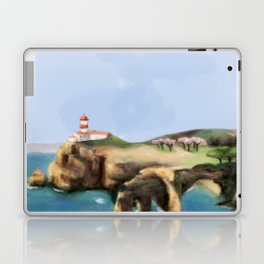 Algarve landscape Laptop & iPad Skin