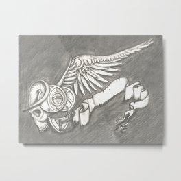 Horroroscopo Aries Metal Print