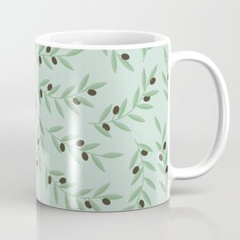 I left my heart in the Aegean Coffee Mug