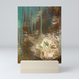 Magnolia In The Forest Mini Art Print