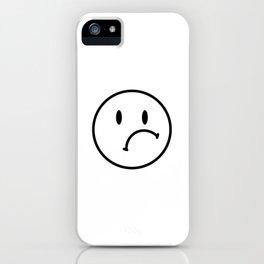 Funny Overthink Tshirt Design Overthinking Kills Your Happiness iPhone Case