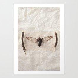 P.S. Art Print