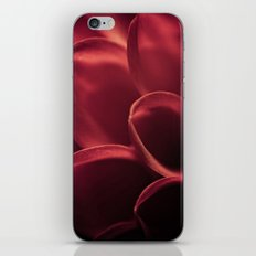 Red Dahlia iPhone & iPod Skin