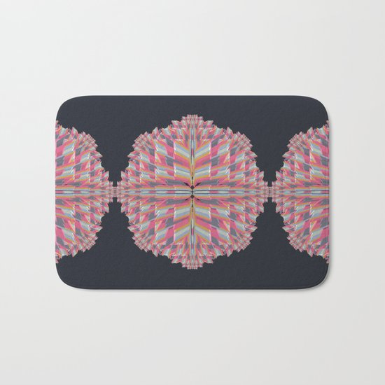 pinkwave (Extended) Bath Mat