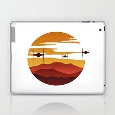 To the sunset Laptop & iPad Skin
