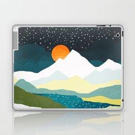 Winters Night Laptop & iPad Skin