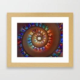 Thanks-Giving Chapel Framed Art Print