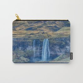 Overflow. Carry-All Pouch
