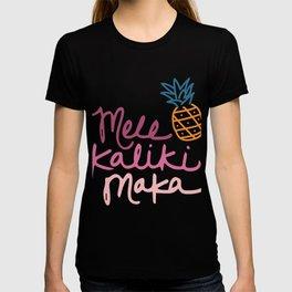 Mele Kaliki Maka T-shirt