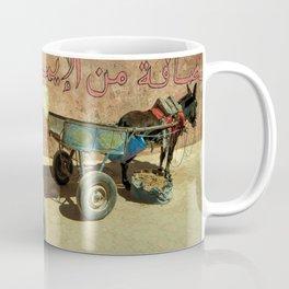 Donkey Trike Coffee Mug