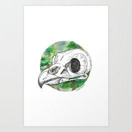 Bubo (Owl) Art Print