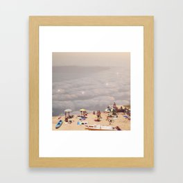 the periphrastic revolt Framed Art Print