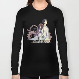 Steins Gate Long Sleeve T-shirt