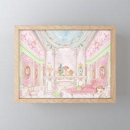 Paris Pink Patisserie Framed Mini Art Print
