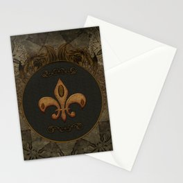 Decorative design, a touch of vintage Stationery Cards