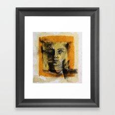the dirge Framed Art Print