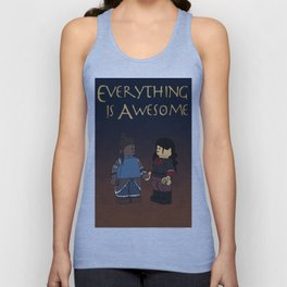 Everything Is Awesome Unisex Tank Top