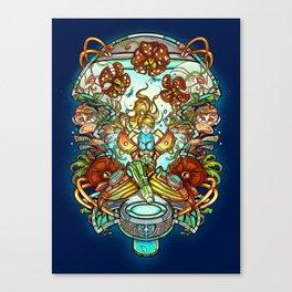 Maternal Instinct Canvas Print