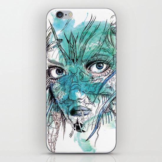 Beetle Born iPhone & iPod Skin