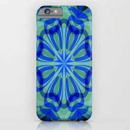 Healing Mandala iPhone Case