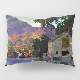 Evening Shadows by Maxfield Parrish Pillow Sham