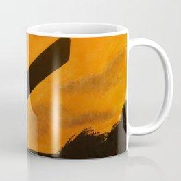 Angel of the North STAND STRONG Coffee Mug