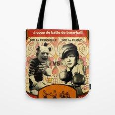 Boxe Tote Bag