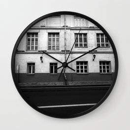 Moscow Street Wall Clock
