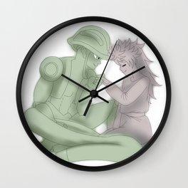 King's Love Wall Clock