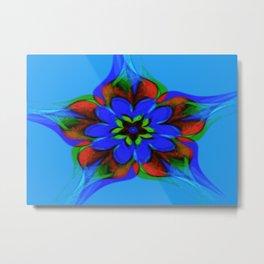 Mandala Flower 05 Metal Print