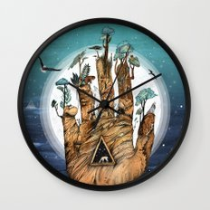 Stargate Wall Clock