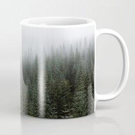 Dizzying Misty Forest Coffee Mug