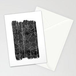 Paintbrush Mounts Stationery Cards