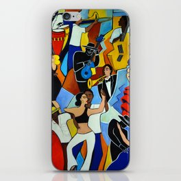 SALSA SAUVAGE iPhone Skin