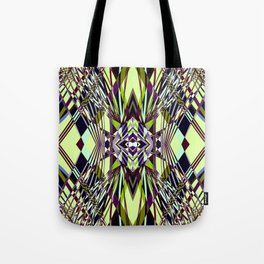 SWEEPING LINE PATTERN I-E4A Tote Bag