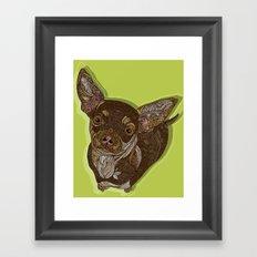 Honcho Framed Art Print