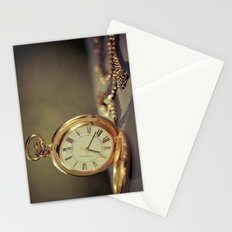 Time Stationery Cards