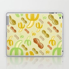 Banana & Peanut Butter Laptop & iPad Skin